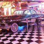 Bild från 1950 American Diner