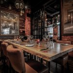 Private Dining Room at Fazenda Liverpool