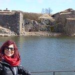Antiguas murallas por el Báltico