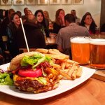The Famous Altar Burger and Beer Tasters