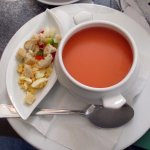 Gaspacho Andalusian style
