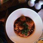 Meetballs spaghetti