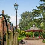 Horsham Park Bandstand