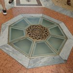 Check out the design of the floor