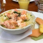Blue Heaven - Lobster & Cheese Grits