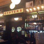 The oysters bar
