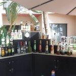 Sun Club bartender