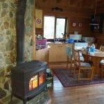Foto de Blaeberry Mountain Lodge