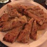 Roasted Garlic Flatbread