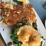 The Florentine Benedict is awesome!!