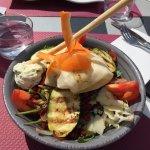 Salade d'été appétissante !