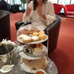Lovely afternoon tea x