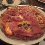 Proscuitto & Arugola Pizza!