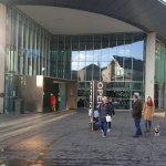 Lovely modern concert hall