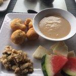 The banana porridge is now one of my top 5 favorite breakfast items