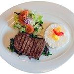 Monostatos Steak