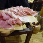 Salsamenteria di Parma Foto