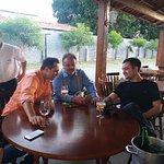 o master chef erick jacquin veio a jp visitar e conhecer o restaurante maré alta de seu amigo GI