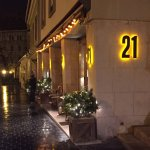 21 Hungarian Kitchen Foto
