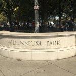 Millennium-Park Foto