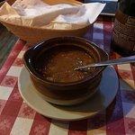 Conch Chowder- Yummm!