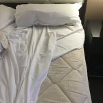 Poorly fitting mattress pad and sheet won't stay on
