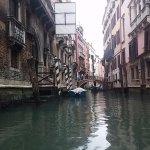 Paseo en Gondola