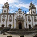 Viseu - Igreja da Misericórdia - fachada principal