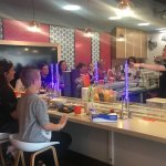 Book your a sushi school for you, your friends and family. Only at Yo!Brighton