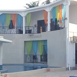 A fresh new look to add alittle shade and colour to all our balconys