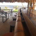 Tiki Bar near Dock (No Service, BYOB)