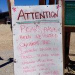 Hikers Beware!