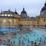 Day at Szechenyi spa