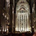 Foto de La Basílica de Santa María del Mar