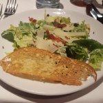 Salad was excellent!