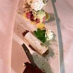 Grand Dessert Aqua
