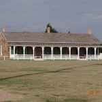 Company Officer Quarters, Fort Larned