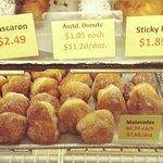 Malasadas (Portugese donuts) were tasty.