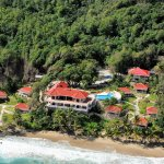 Petite Anse is set in lush tropical greenery in the charming northern part of the island.