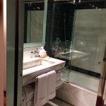 bathroom, junior suite duplex 535