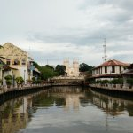 Photo of Malacca River