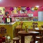 Ambiente super agradável, cardápio super diferente e o sorvete maravilhoso