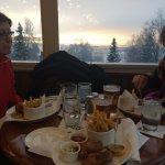 Un buen restaurant bar de Anchorage (Alaska)