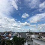 Foto de Blue Sky Hotel