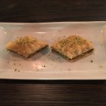 Stage 3: house made baklava