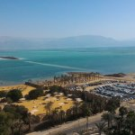 Dead Sea - view from room