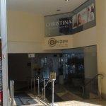 Entrance to SPA Shizen