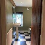 Room 5 bathroom shower over bath 2017