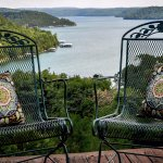 Relax with someone special while you soak in the amazing views!
