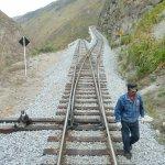 Foto de Tren Ecuador